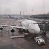 『羽田(HND)-バンコク(BKK) TG683 エコノミークラス搭乗記 2014/11』の画像