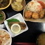 『今日の桜町昼食(がんもどき)』の画像