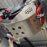 『ENDURO ENGINEERING スキッドプレート 装甲延長』の画像