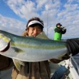 『10月14日 釣果 ジギング』の画像