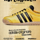 『10月23日発売 Adidas Terrace Series 都市モデル KOPENHAGEN』の画像