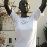 『キャンプファイヤー 着衣記念Tシャツ』の画像