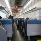 『東海道本線 朝ラッシュ時大垣・名古屋間の通勤混雑状況報告』の画像