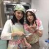 岡田13、めぐ、岩田、平田のリアル学校の調理実習風景をご覧ください・・・