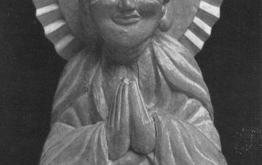 『微笑(ほほえ)む仏~柳宗悦が見いだした木喰仏~』の画像