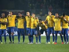 今のブラジルは女子も男子も弱い!?ネイマールがいないブラジル、コパ・アメリカで2大会連続でパラグアイにPK戦で敗れる!
