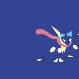 『スカーフ両刀ゲッコウガの調整と対策【ポケモンORAS】』の画像