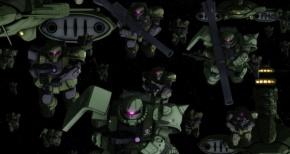 【機動戦士ガンダム THE ORIGIN】第8話 感想 始まってしまった一年戦争