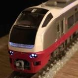 『グリーンマックスE653系の総評とフレッシュひたち(レッド)入線』の画像