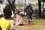 女優の『沢口靖子さん』が映画のロケで交野に来てたみたい【情報提供:ママさん、さくらさん】