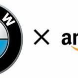 『Amazon (AMZN) × BMW [BMW]のコラボ 上昇トレンド転換?』の画像