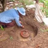 『2013.02.16 プノンプラ郡、民家の近くに対戦車地雷』の画像