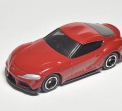 トミカ2019年8月の新車 No.117 トヨタ GRスープラ レビュー