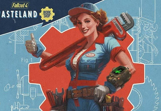 【フォールアウト4】第2弾DLC『Wasteland Workshop』が配信中!みんなの反応【FO4】