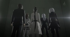 【シドニアの騎士 第九惑星戦役】第3話 感想 主人公たちはノックちゃんとしよう