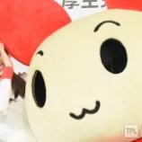 『【乃木坂46】齋藤飛鳥、ゆるキャラに押し潰されかけるwwwwww』の画像