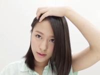 【モーニング娘。'16】小田さくらのヘアアレンジ美しすぎるな