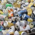 【画像】アルミ缶がこんなに貯まったんだがwwwwwww