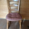 オランダ家具 椅子の張替えです。