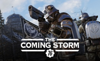 Fallout 76:期間限定イベント「The Coming Storm」が開催