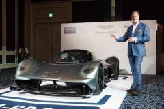 アストンマーチンが3億円のハイパーカー発表! 限定150台