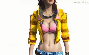 FFXV Cindy Mashup Clothing