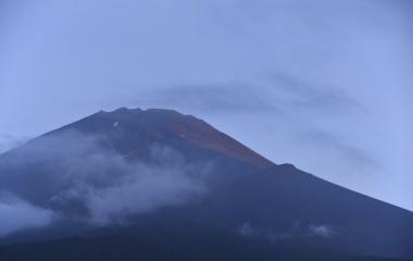 『日本百名山 富士山(宝永山)へ☆久々の山へ♪』の画像