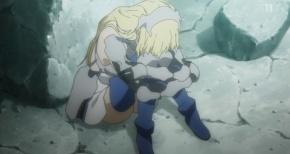 【ソード・オラトリア】第5話 感想 剣姫の敗北【ダンまち外伝】