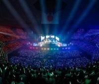 【欅坂46】「ひらがなくりすます」 で『JOYFUL LOVE』のペンライト企画がきれいにそろったらしい!