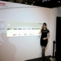 最先端IT・エレクトロニクス総合展シーテックジャパン2014 その37(東芝・東芝グラス)