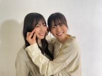 【日向坂46】河田さんと丹生ちゃんホントに仲良いんだね。