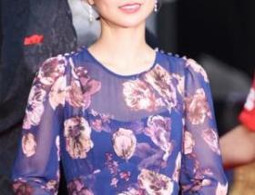 大島優子のスケスケドレスがヤバイwwwwwwwwwwwwwwwww