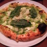 『500℃の窯で焼きあげている石窯ピッツァ@Pizza Terrace Legare(ピッツァ テラス レガーレ)』の画像