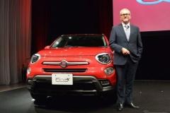 フィアット、来月に小型SUV「500X」を販売開始! お値段286万円から