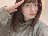 【乃木坂46】遠藤さくらの丸眼鏡姿が可愛すぎるwwwww(画像あり)