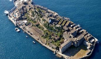 軍艦島の写真貼ってく【軍艦島と巨大廃墟たち】
