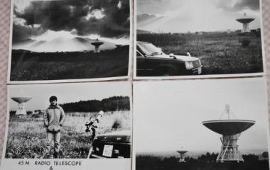 『野辺山宇宙電波観測所のこと 2020/02/12』の画像