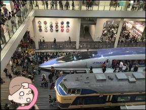 4/29オープン 京都鉄道博物館の感想 【内覧会にいってきました♪】