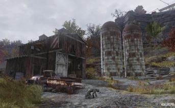 ウィクソン農家(Wixon homestead)