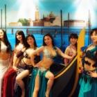 『ベリーダンスショーお知らせ』の画像