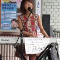 道のエリボンさいか屋ライブ(工藤江里菜)その4