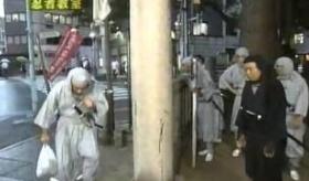【テレビ】  ガキの使い  村上ショージによる忍者教室  海外の反応