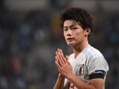 コパアメリカ日本代表・上田綺世、法政大サッカー部を退部する・・・