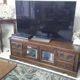 『愛媛県にオールドチャーム・TVボード150・OC2346-DAを納品』の画像