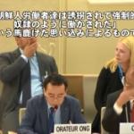 【動画】韓国の学者、国連で「徴用工問題は韓国政府の馬鹿げた思い込み」と発言 [海外]