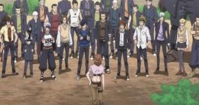 【学園BASARA】第2話 感想 部活動殲滅&徳川のお宝探し