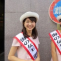 2013年 第40回藤沢市民まつり2日目 その31(海の女王パレードの11(亀井友紀恵))