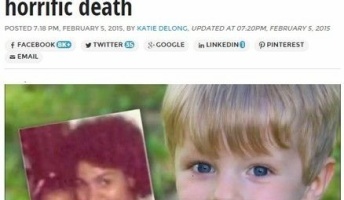 米国で事故死者から転生したと噂の男児が話題!死ねば無になる救いを望む俺達、困惑&絶望へ