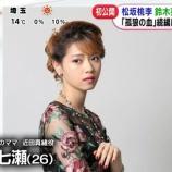 『西野七瀬、スナックのママ役で映画『孤狼の血』続編出演へ!!!ビジュアル&メイキングの模様も公開!!!キタ━━━━(゚∀゚)━━━━!!!』の画像