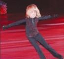 フィギュアスケートの皇帝、プルシェンコの息子アレクサンダー君の毛量が凄い